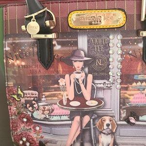 Nicole Lee Bags - Nicole Lee Bags Lauren Goes Coffee Break Satchel